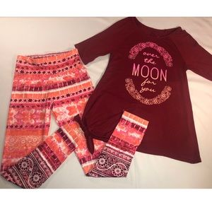 Over the moon for you outfit